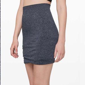 Lululemon Boulevard Bliss Skirt Sz 8 NWT